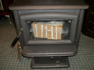 Pacific Energy Super Woodstove